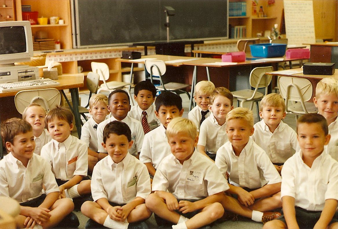 St. Mark's First Grade